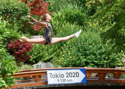Nicol Ruprecht-Rhythmische Sportgymnastin