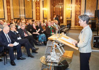 Nationalratspraesidentin Barbara Prammer