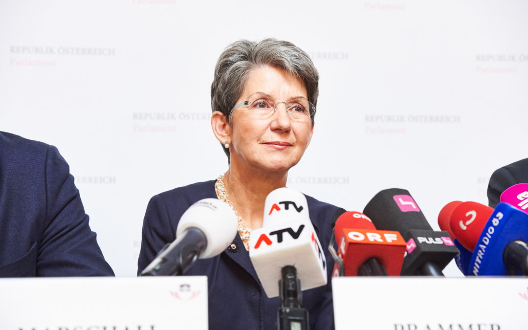 Barbara Prammer – Nationalratspräsidentin