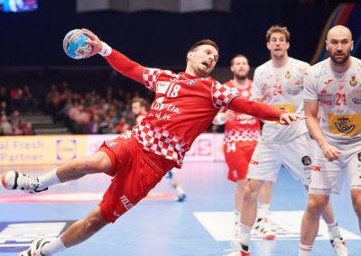 Handball EM 2020 – Cro vs Esp